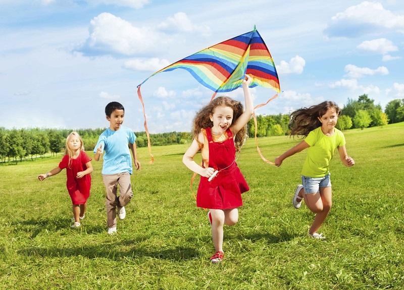 Ejercicio físico niños
